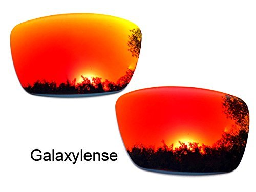 galaxy-lentes-de-repuesto-para-oakley-fuel-cell-rojo-color-polarizados