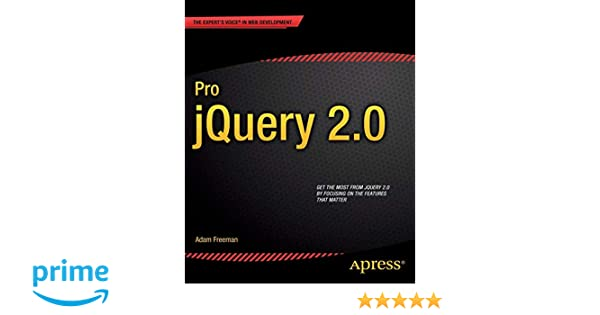 Pro jQuery 2 0 (Expert's Voice in Web Development): Amazon