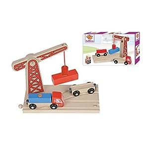 Eichhorn 100001522 Accesorio para vehículos y Pistas de Juguete - Accesorios para vehículos y Pistas de Juguete, Inalámbrico, 3 año(s), Niño/niña, Interior, 6 Pieza(s)