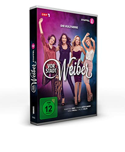 Vorstadtweiber - Staffel 4 [3 DVDs]