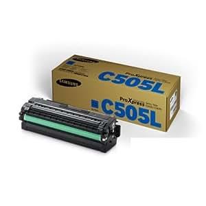 Toner Samsung CLT-C505L - cyan (3.500 pages) Samsung SL-C2620dw