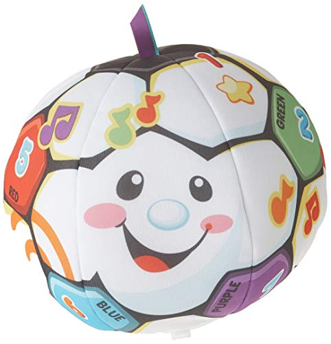 Fisher-Price Laugh and Learn Singin Soccer Ball