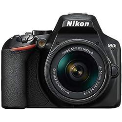 Nikon Kit Reflex numérique D3500 + AF-P DX 18-55 f/3.5-5.G VR Noir