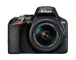 Nikon D3500 Kit AF-P DX 18-55 mm VR schwarz
