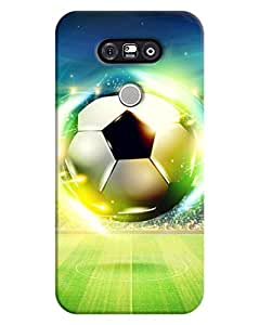 FurnishFantasy 3D Printed Designer Back Case Cover for LG G5