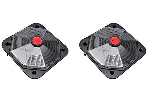 vidaXL 2x Solar Poolheizung 735 W Pool Solarheizung Solarkollektor Heizung