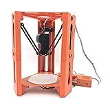 Kit de impresora USB de alta precisión DIY Desktop Impresión 3D Filamento 1.75mm Soporte de Seguridad Tarjeta Digital Mini Impresora Casera
