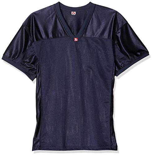BARNETT FJ-2 - Camiseta de fútbol Americano Talla 4XL, Color Azul Marino