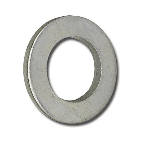 SECOTEC Beilagscheibe DIN 134 | M 3 | Unterlegscheibe verzinkt |500 Stück - Scheibe 3 8 Verzinkt