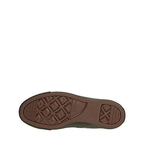 Converse Unisex-Erwachsene All Star Hi Hohe Sneaker, Grau Verde