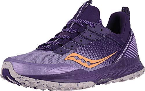 Saucony Women's Mad River Tr Road Running Shoe