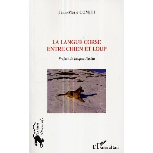 Langue Corse Entre Chien et Loup