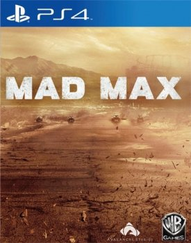 Preisvergleich Produktbild Warner Interactive PS4 MAD MAX