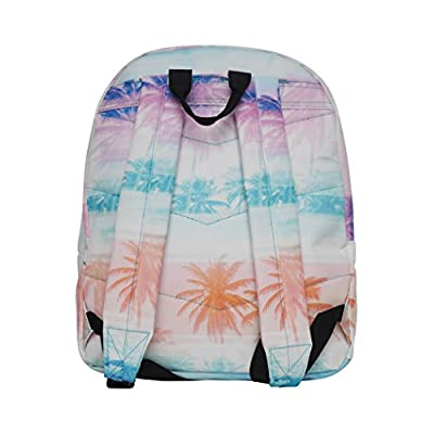 Hype Backpack Bag - Palm Fade Rucksack - Bags & Backpacks For Boys and Girls Women and Men - Palm Fade - casual-daypacks