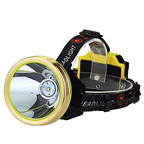 Continuous Scheinwerfer, LED Nacht Licht Fischen Fackel Draussen Wasserdicht Taschenlampe Langstrecken Laterne Long Service Life