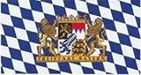 Riesen Flagge Bayern Freistaat 150x250cm