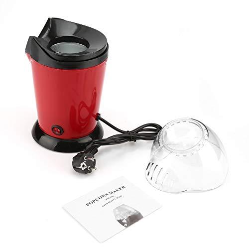 Preisvergleich Produktbild Heaviesk Popcorn Maker Tragbare Elektrische Home Air Popcorn,  Der Maschine Küche Desktop Mini DIY Mais Maker