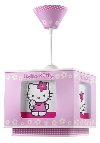 Dalber 63252 Hängeleuchte Hello Kitty Kinderzimmer Lampe Leuchte (Mickey Mouse Lampe)