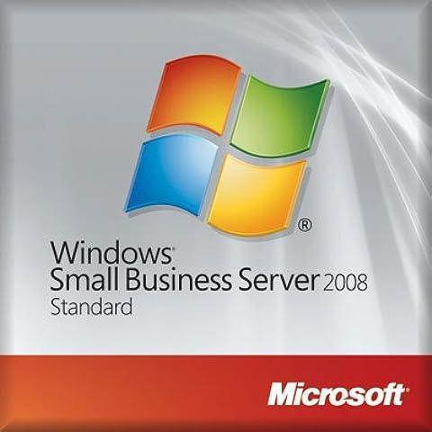 Microsoft Windows Small Business Server Standard 2008, EN, DVD, OEM - Sistemas operativos (EN, DVD, OEM, 5 usuario(s), 10240 MB, 512 MB, 1 GHz (x86)/1.4 GHz (x64), Super VGA (800 × 600), ENG)