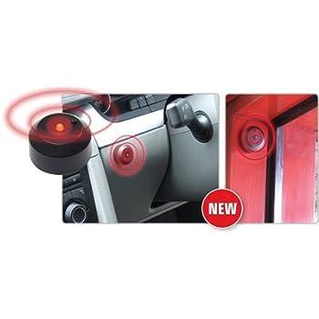 motionperformance essentials car alarm dummy led stick on. Black Bedroom Furniture Sets. Home Design Ideas