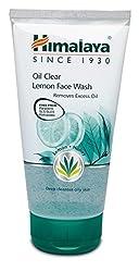 Himalaya Herbals Oil Clear Lemon Face Wash, 100ml
