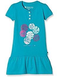 Alpine Pro Niños Udu 2 Dress, primavera/verano, infantil, color azul, tamaño extra-small