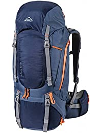 McKinley Make Trekking Sac à dos L bleu