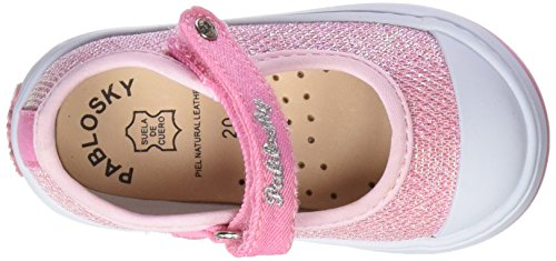 Pablosky 939570, Chaussures Fille Rose