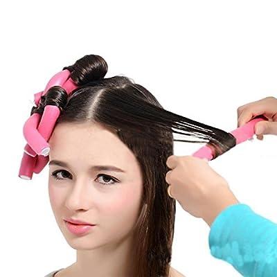 Ohuhu 42-pack Twist-flex Rods, Hair Rollers, Bendy, Foam Curler Roller Set