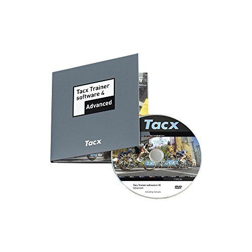 Tacx Trainer Software TTS 4 Advanced DVD