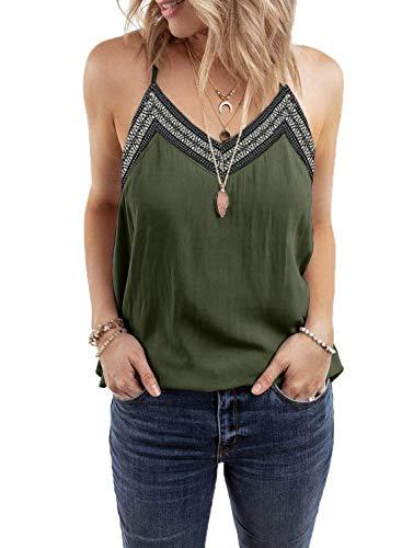 Bobopai Ladies Shirts Button up Ruffle Casual Tunic Tops for Women -