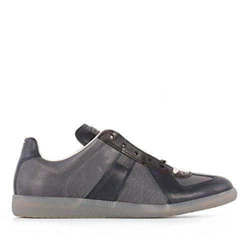 maison-margiela-herren-s57ws0113sx9927963-grau-leder-sneakers