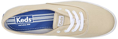 Keds - Champion Core Text-Navy, Sneakers da donna Metallico(Stone)