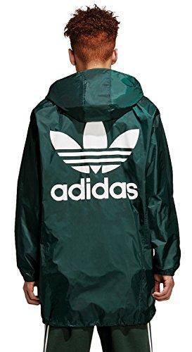 adidas Trefoil Cappotto Verde