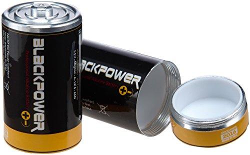 Preisvergleich Produktbild Relags Dose Basic Nature 'Undercover Batterie', mehrfarbig, One Size, 056055