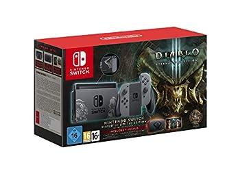 Nintendo Switch Diablo III Limited Edition
