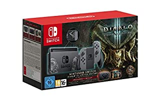 Console Nintendo Switch Edition Limitée Diablo III (B07JG7XWL6) | Amazon price tracker / tracking, Amazon price history charts, Amazon price watches, Amazon price drop alerts