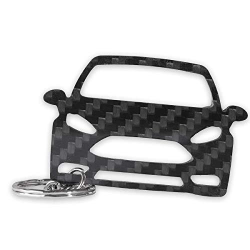 ACF Ford Schlüssel-Anhänger | echtes Carbon | Geschenk-Idee | Tuning | Ford Fiesta MK7 ST (~2014)
