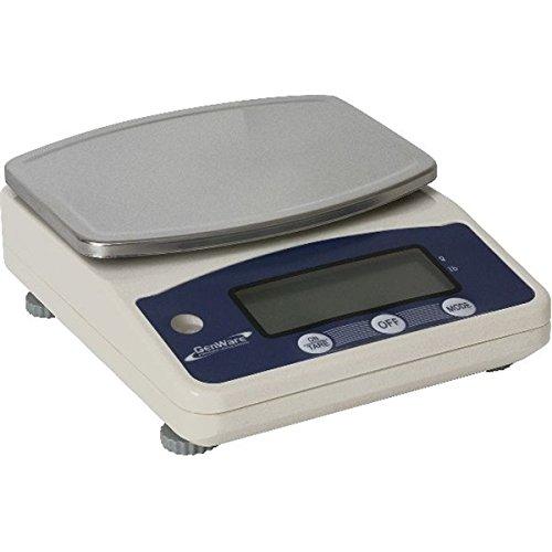 Genware nev-nacs03Digital Waage Limit, 3kg (3kg Waage)