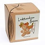 Geschenk-Anzuchtset Lebkuchenbaum