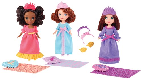 disney-sofia-the-first-royal-sleepover-doll-3-pack-by-mattel-toy-english-manual