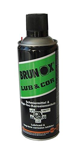 Brunox Fahrrad Pflegemittel TopKett Kette IX 50 400 ml Kettenöl Öl Spray Shimano SRAM Chain, fa X-50/100
