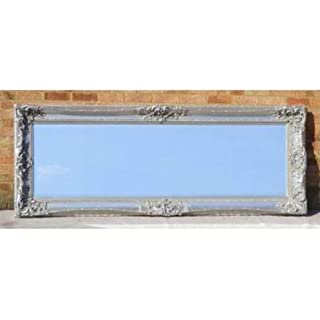 Ayers and Graces Long Silver Gilt Monaco Mirror (8ft x 3ft)