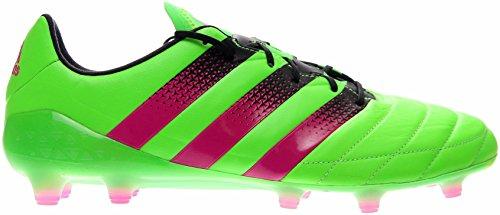 Adidas Ace 16,1 Fg / ag Cuir Football Taquet SGREEN