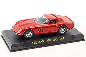 Promocar-Coche en Miniatura de colección, 47008, Rojo