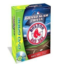 Red Sox Grand Slam Trivia DVD Game by Snap TV Games Sox Snap