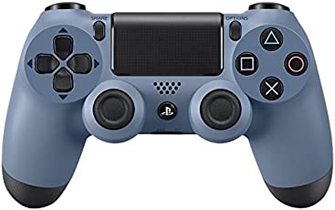 Dualshock 4 Wireless Controller for PlayStation 4 (Grey Blue)