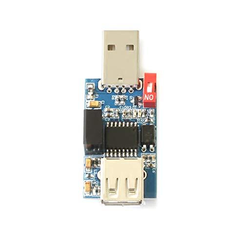 BIlinli 2500V ADUM3160 USB Isolation Module USB to USB Coupling Protection Board USB Isolator