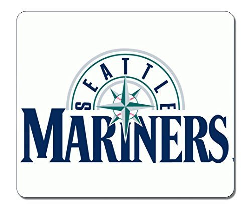 Seattle Mariners-video (General Rectangle Non-Slip Rubber Large Mousepad Seattle Mariners Baseball Team Gaming Mouse Pad Large Mousepad Customized Gaming Pad Large Mouse Pads)