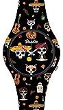 Reloj Doodle Watch Calavera Mexicano Unisex Calaveras Mood